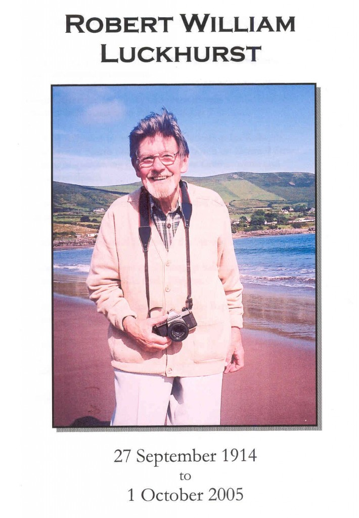 Bob Luckhurst 2