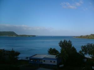 Vanuatu Balcony View 1